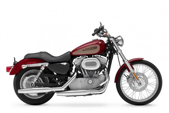 Cat. 2 Harley-Davidson Sportster 883