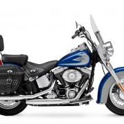 Cat. 3 Harley-Davidson Heritage