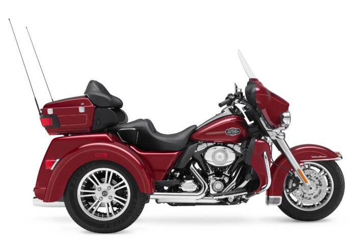 Cat. 7 Harley-Davidson TRIKE Ultra Glide