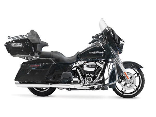 Cat 5 HD Street Glide Grand Touring
